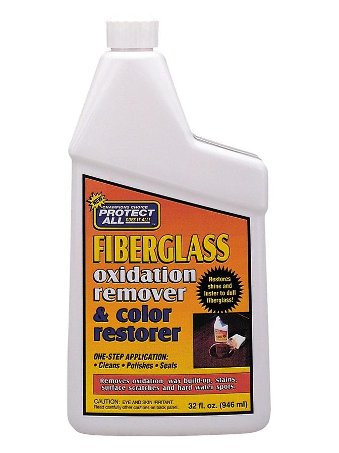 Fiberglass Oxidation Remover Amp Color Restorer Cleans
