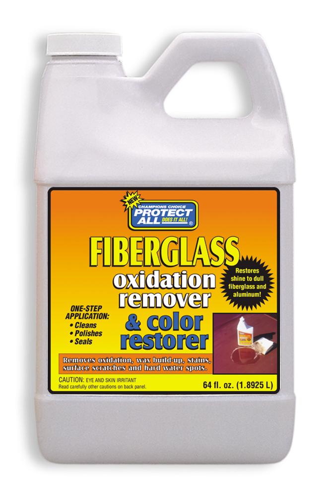 55064 Fiberglass-Oxidation