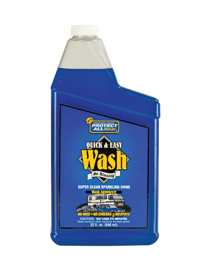 Dualpolymer Waterless No Rinse Car Wash Wax And Polish Acrylic Based Auto Detailing