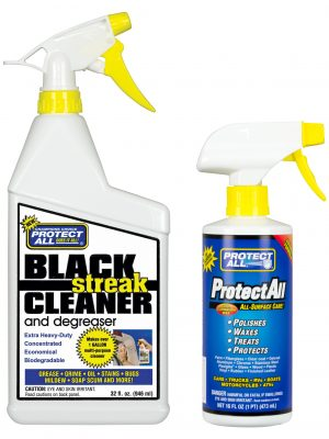 Black Streak Cleaner and All-Surface Care