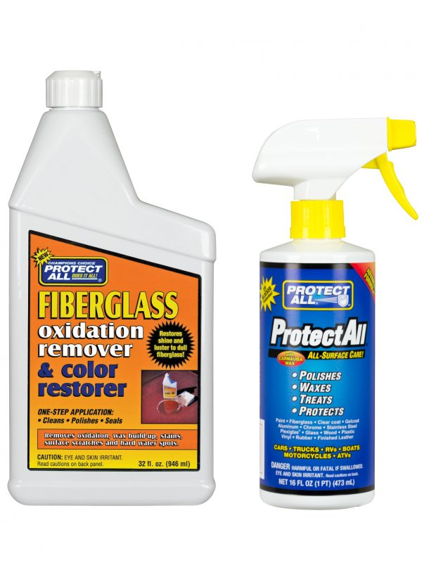 ProtectAll All-Surface Care and Fiberglass Oxidation Remover & Color Restorer