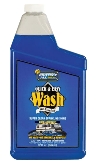 ProtectAll Quick and Easy Wash
